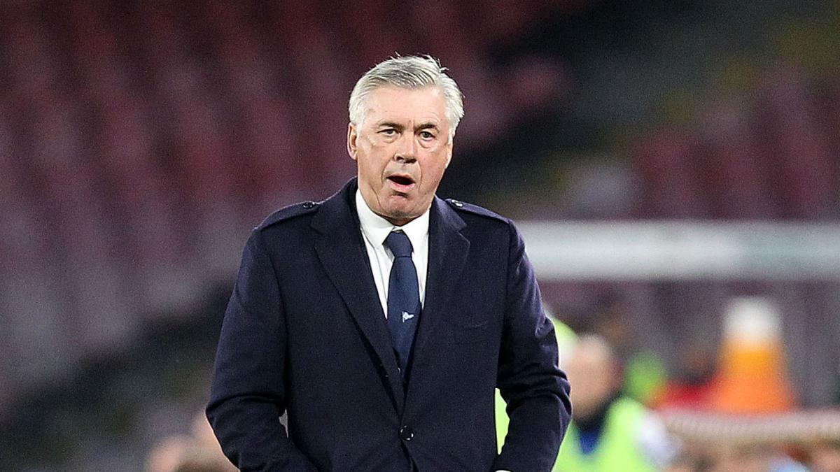 Beating Juventus a step too far for Napoli - Ancelotti
