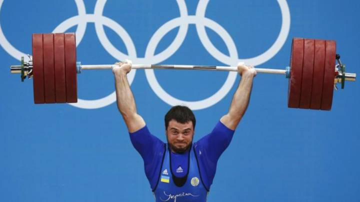 Five weightlifters suspended after London 2012 retesting