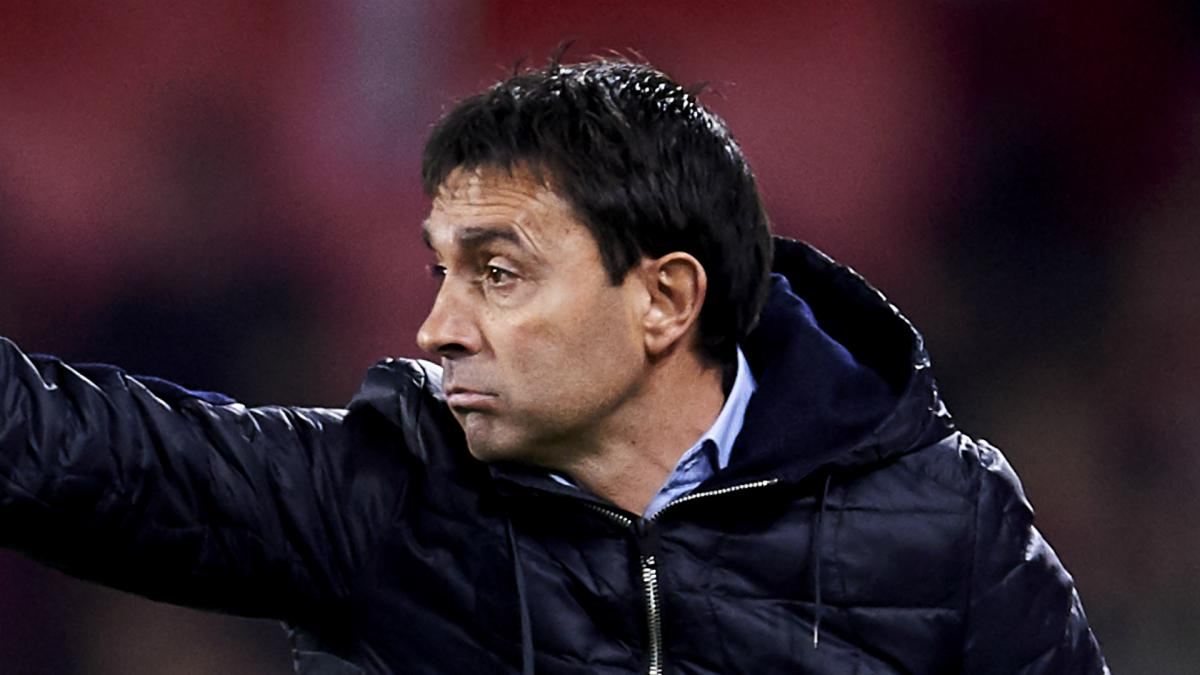 Garitano sacked by Real Sociedad