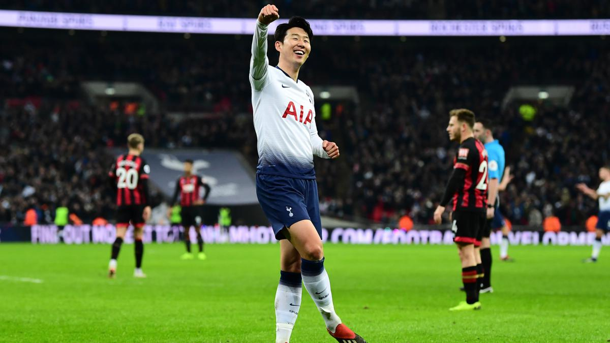 Pochettino praises 'unbelievable' Son