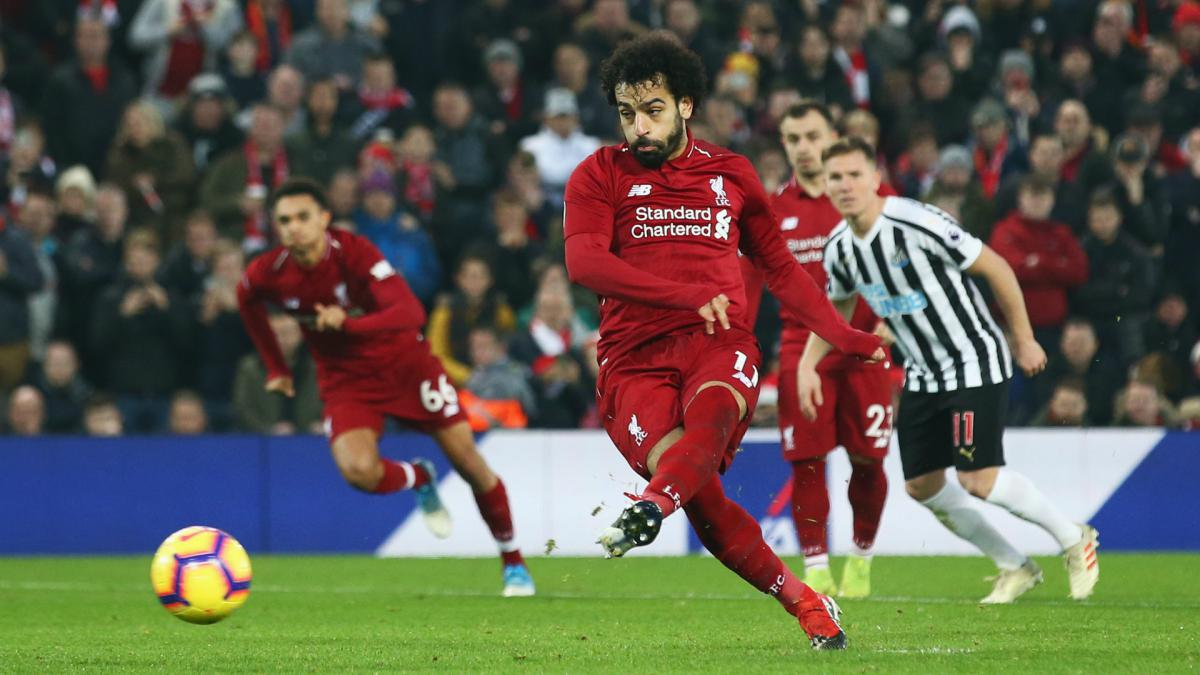 Salah avoids FA sanction for contentious Liverpool penalty