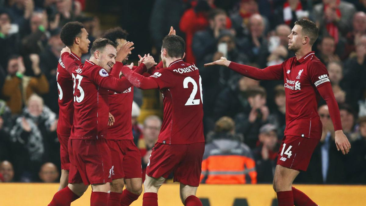 Emery: Liverpool can match Arsenal's Invincibles