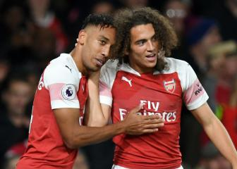 'Perfect' Auba is the Premier League's best - Guendouzi