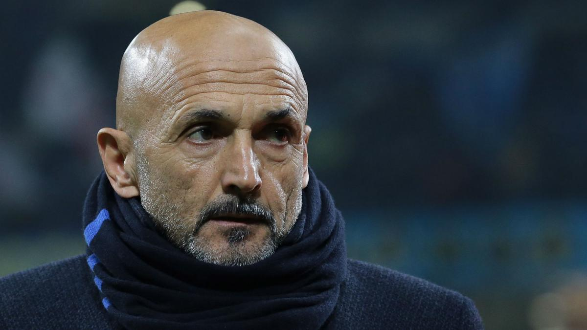 Spalletti: Inter 'gladly accept' stadium closure if it helps fight discrimination