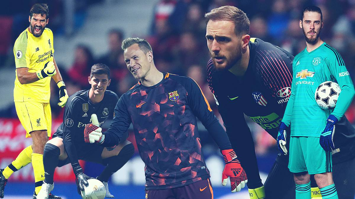 Atlético Madrid's Oblak ends 2018 with most clean sheets in Europe