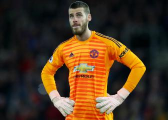 Ole hopes to convince De Gea and Martial to re-sign