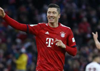 Lewandowski: I could end career with Bayern
