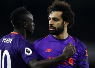 Salah, Mane & Aubameyang finalists for CAF Player of the Year