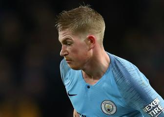 De Bruyne faces late fitness test for Liverpool clash - Pep