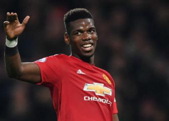 Pogba named United's Player of the Month for December