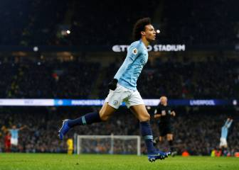 Sane winner tightens title race