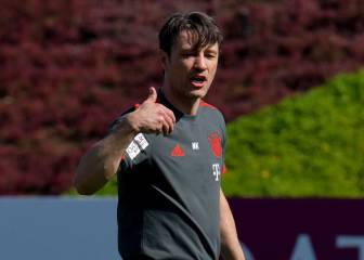 Munich coach Kovac anxious to increase pressure on Dortmund