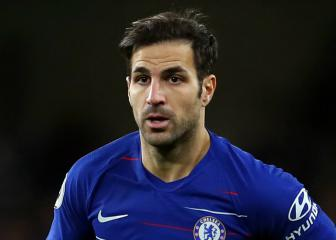 Fabregas captains Blues as Monaco switch looms