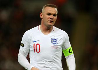 Wayne Rooney arrested in USA on public intoxication charges