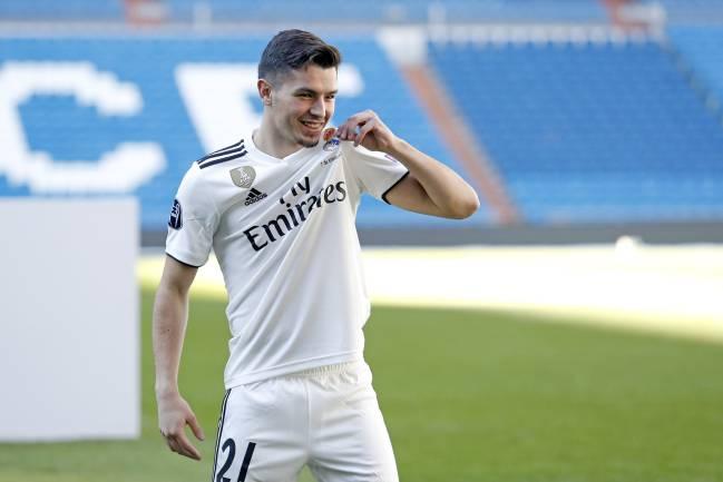 6ed8ad32d Brahim Díaz tells Real Madrid-linked Firpo