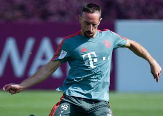 Ribéry accepted high fine for foul-mouthed outburst - Salihamidzic