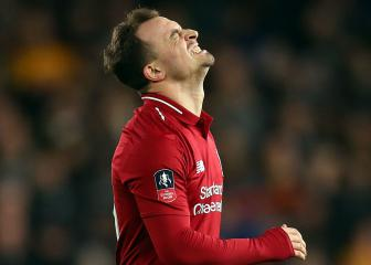 Shaqiri convinced Liverpool depth will aid response to Wolves loss