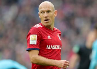 Robben keeping options open amid Inter links