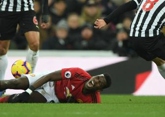 Pogba may be available for Solskjaer's Sunday trip to Spurs