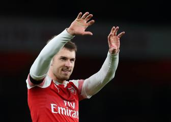 Emery respects Ramsey's decision amid Juventus reports