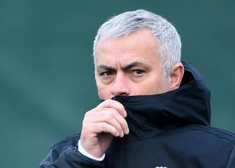 José Mourinho rejects Benfica speculation