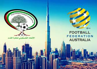 Palestine vs Australia: how and where to watch