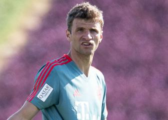 Bayern's Muller set to miss Liverpool tie after receiving two-match ban