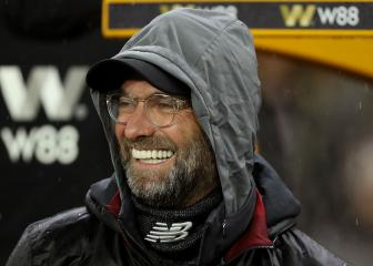 Klopp focusing on the future after Liverpool wobble