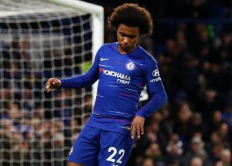 Stop, stop, stop! Don't ask about Willian's contract – Sarri