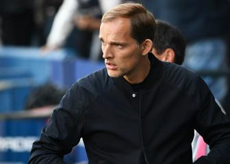 Tuchel: I'll sleep well once PSG sign a player