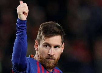 Leo Messi reaches 400-goal landmark in LaLiga