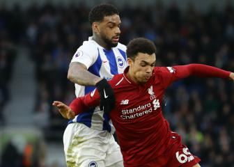 Liverpool's Alexander-Arnold out for up to four weeks
