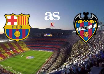 Barcelona vs Levante: how and where to watch