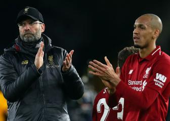 Fabinho enjoying Klopp's management style