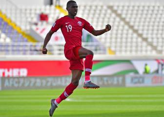 Qatar beat Saudi Arabia thanks to Almoez Ali double