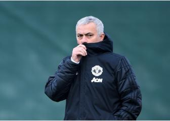 People don't know what's going on behind the scenes - Mourinho defends United stint