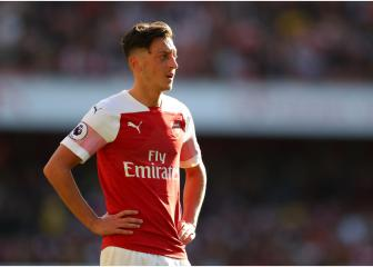 Arsenal boss Emery not thinking about Özil speculation