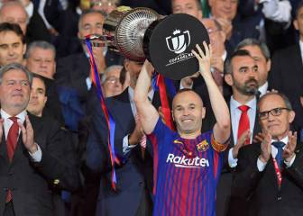 Copa del Rey draw throws up repeat of last year's final