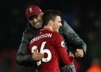 Robertson helping Klopp learn Scottish for chats with Kenny