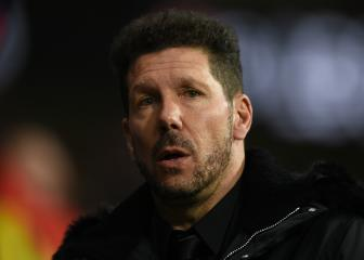 Simeone eyes LaLiga gain after Atlético's Copa del Rey pain