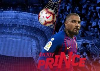 Official: Kevin-Prince Boateng completes Barça move
