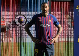 Boateng in, but no Messi or Busquets in Barça Copa squad
