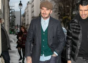 David Beckham becomes Salford City shareholder