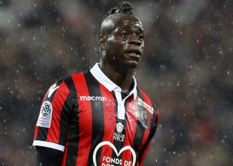 Balotelli joins Marseille after Nice contract terminated