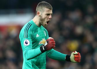 Solskjaer optimistic about De Gea and Martial new contracts