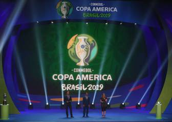 Brazil and Argentina avoid holders in Copa America draw