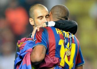 Guardiola sorry for suspended Henry