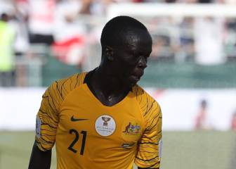 Sister of Australia forward Mabil killed in car crash