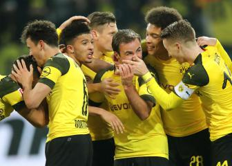 Dortmund set new record points haul after 19-game mark