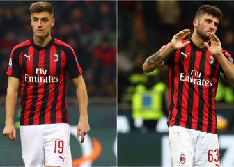 Gattuso won't pair Piatek with Cutrone despite goal drought